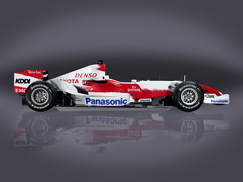 Toyota tf107 photo - 2