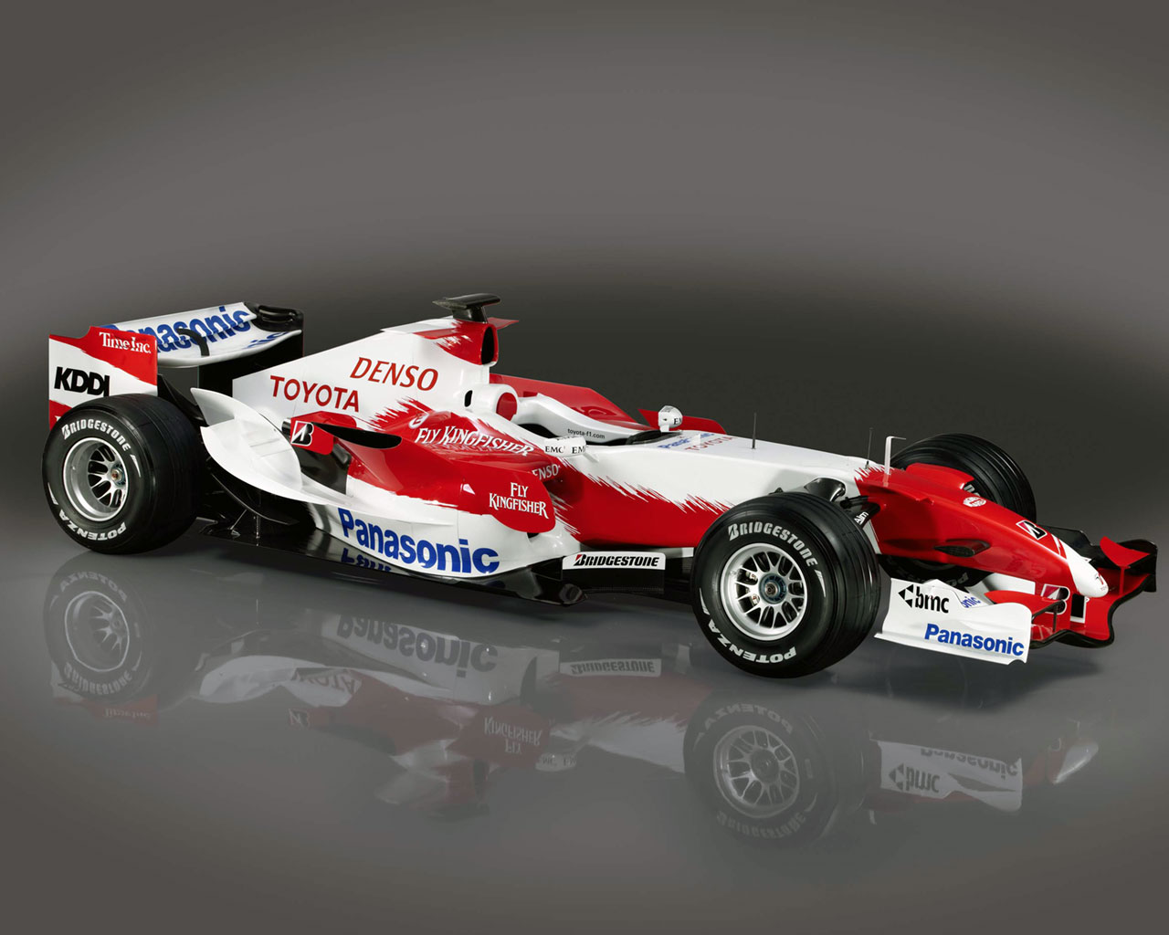 Toyota tf107 photo - 4