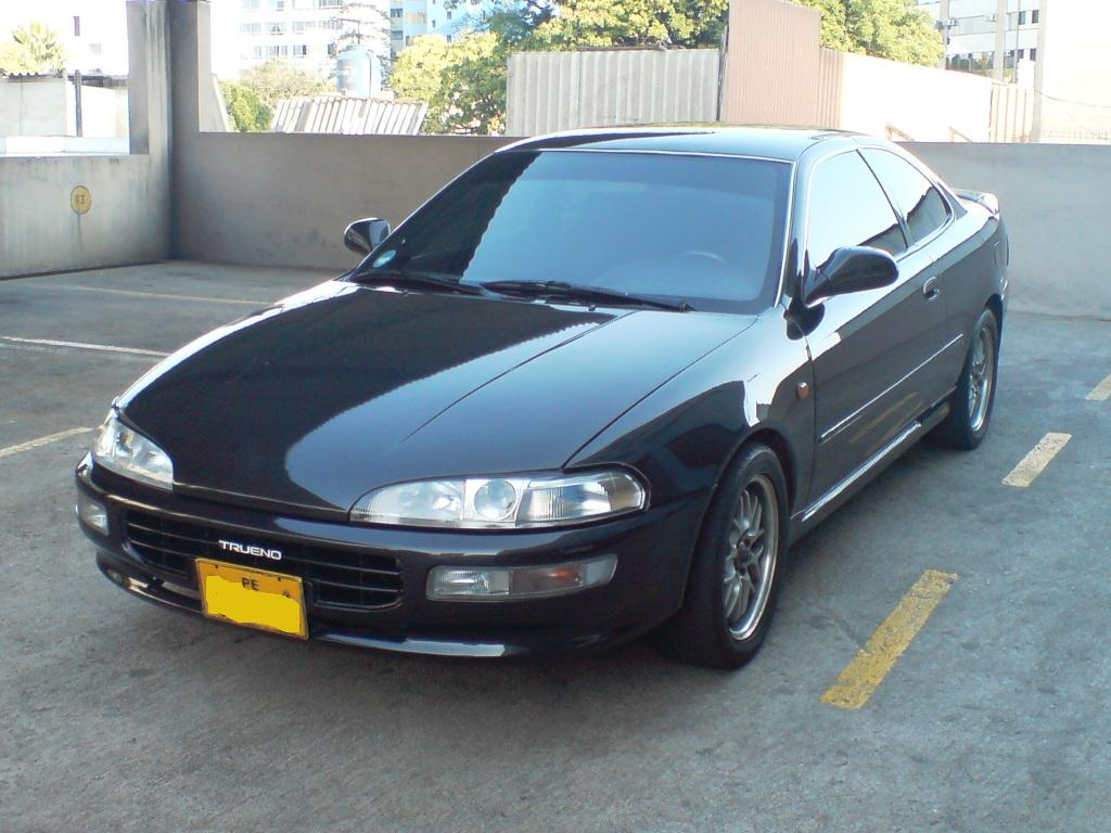 Toyota trueno photo - 2