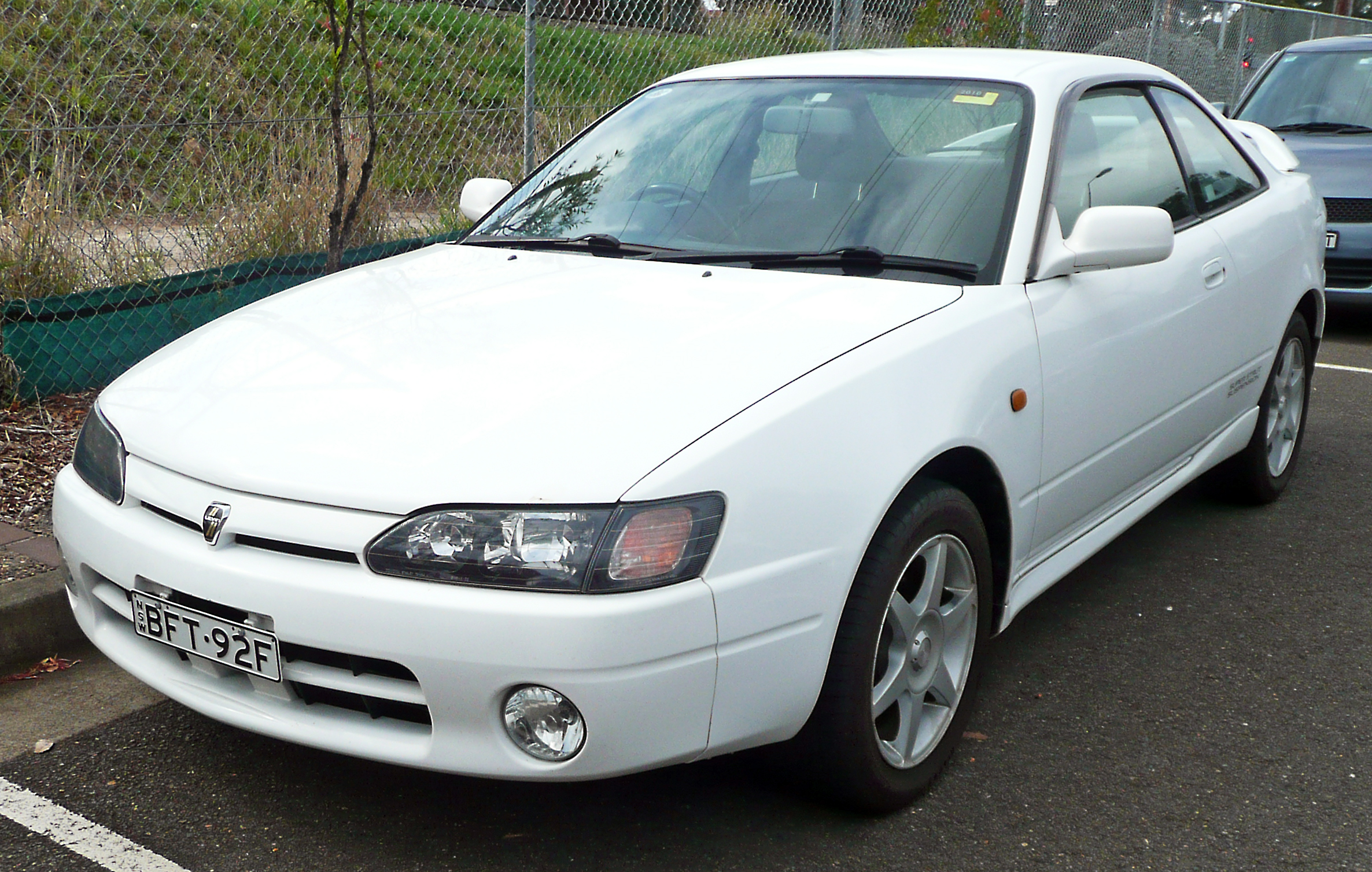 Toyota trueno photo - 3