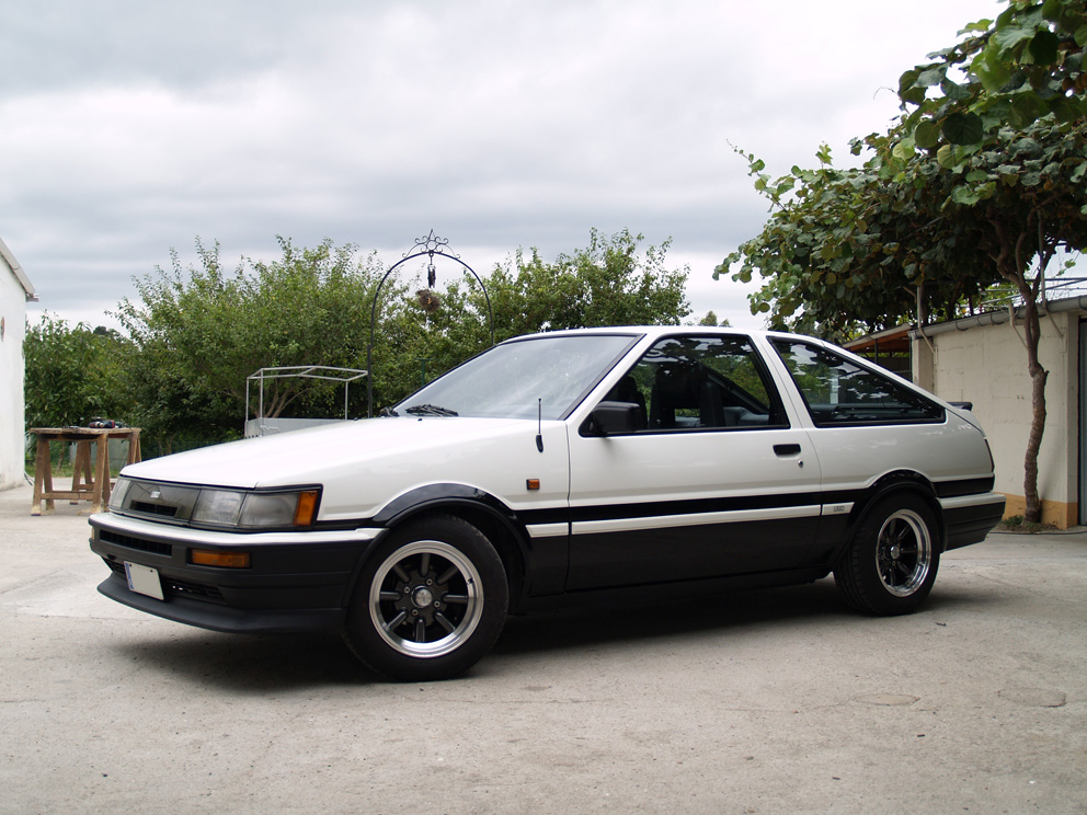 Toyota trueno photo - 4