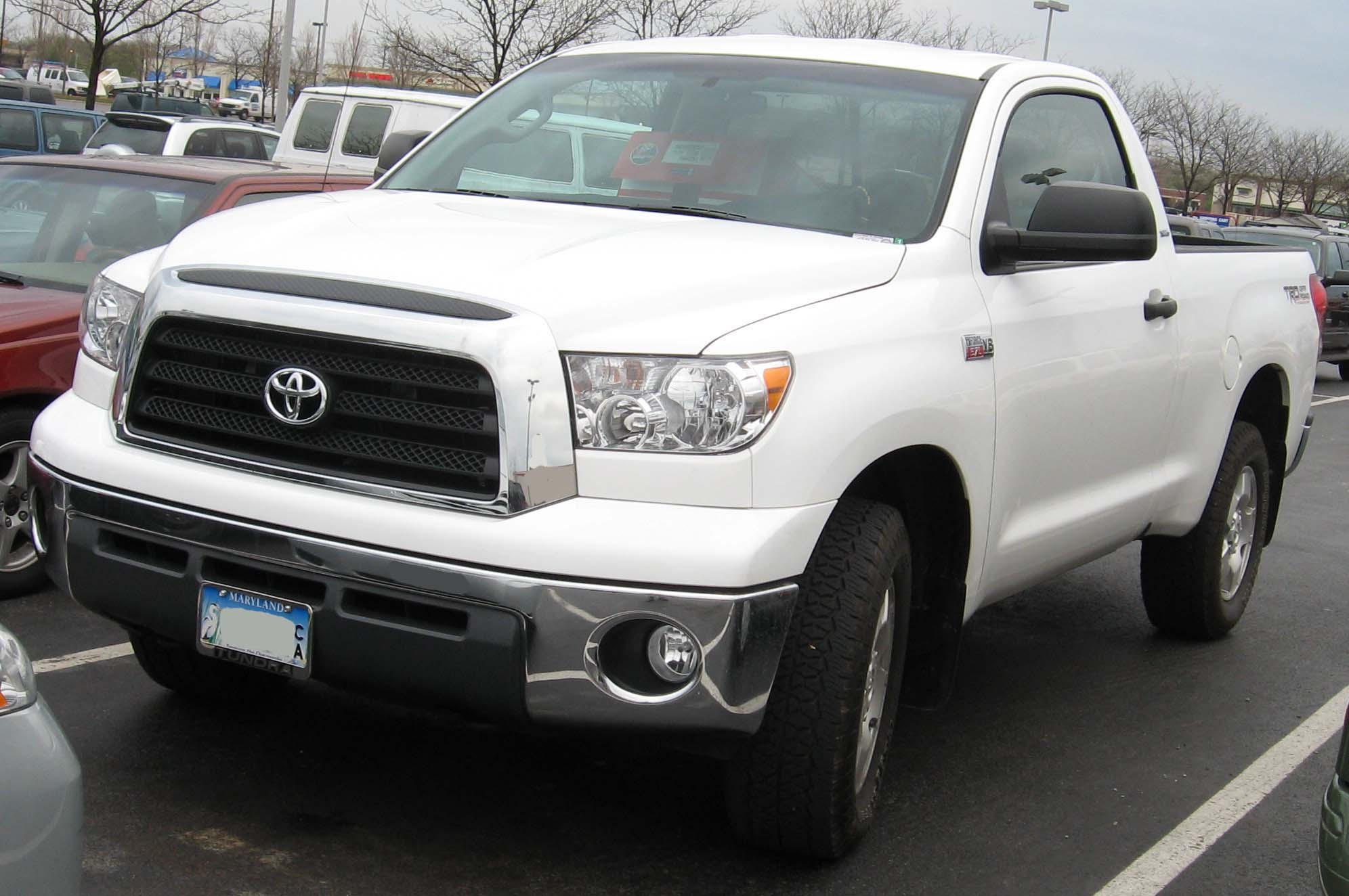 Toyota tundra photo - 4