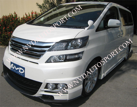 Toyota vellfire photo - 2