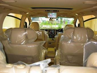 Toyota vellfire photo - 4