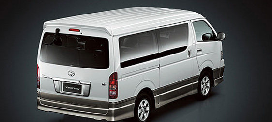 Toyota ventury photo - 1