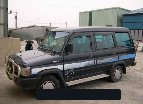 Toyota zace photo - 2