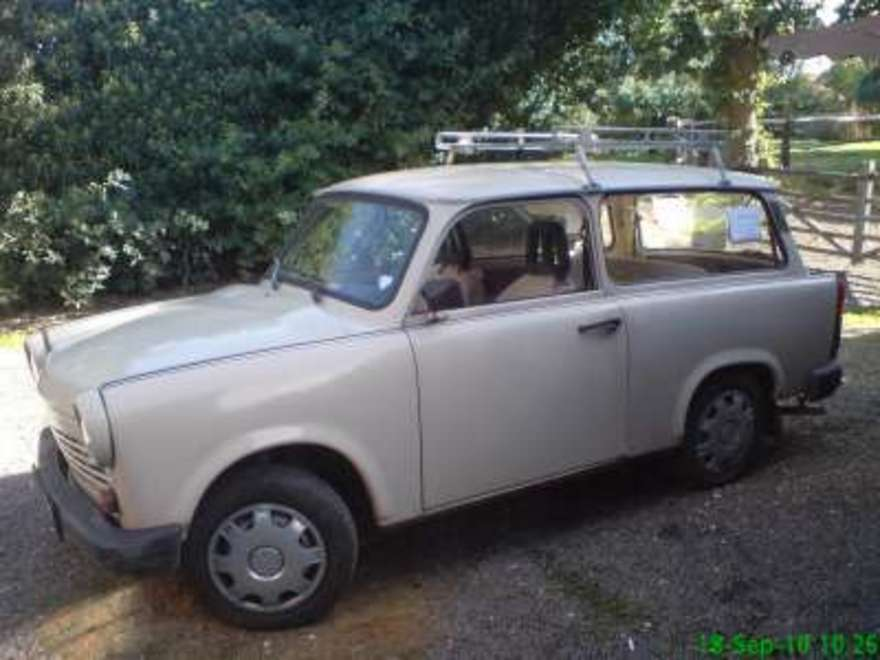Trabant polo photo - 1