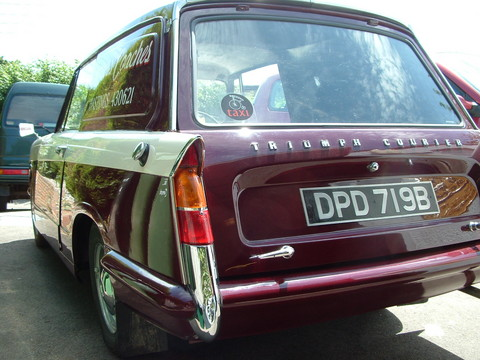 Triumph courier photo - 3