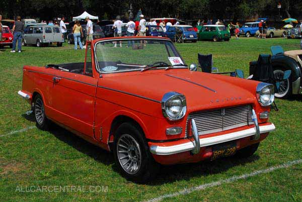 Triumph herald photo - 2