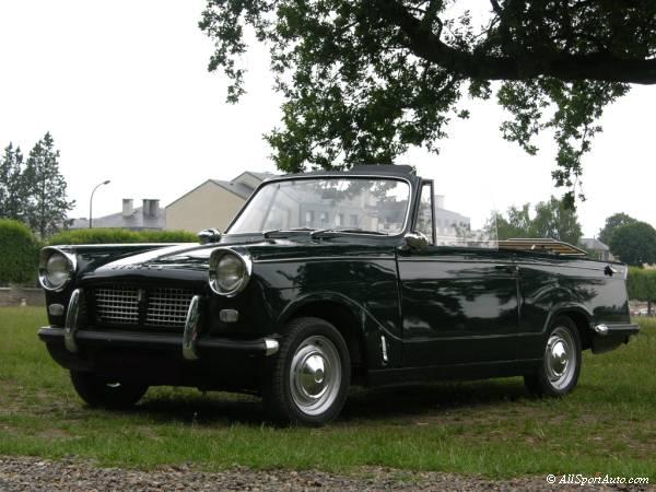Triumph herald photo - 3