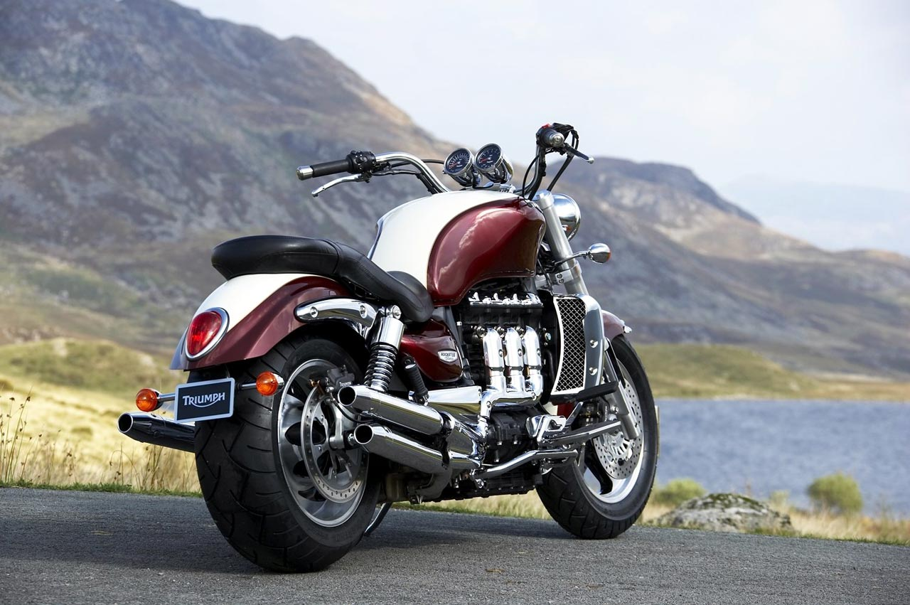 Triumph rocket photo - 1