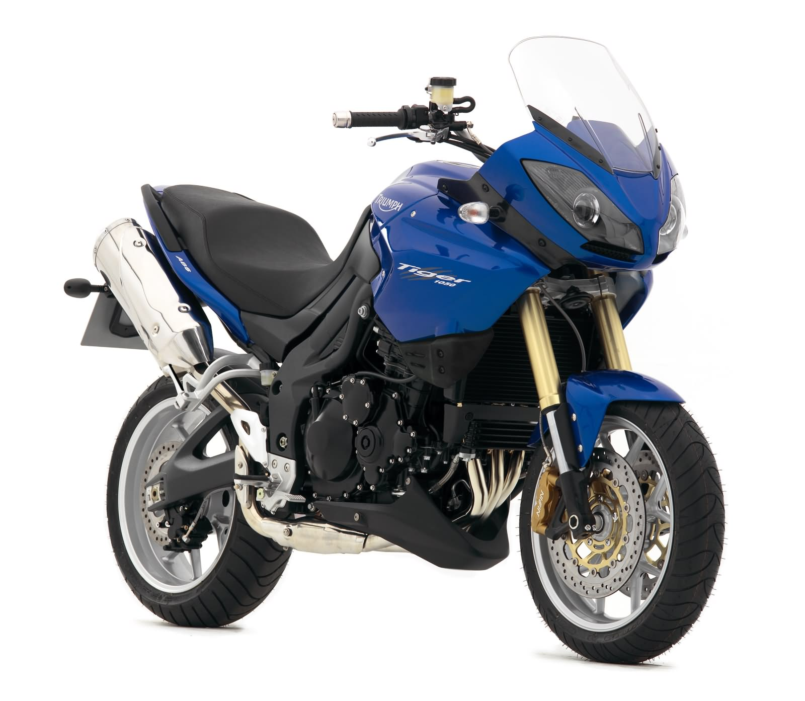 Triumph tiger photo - 1