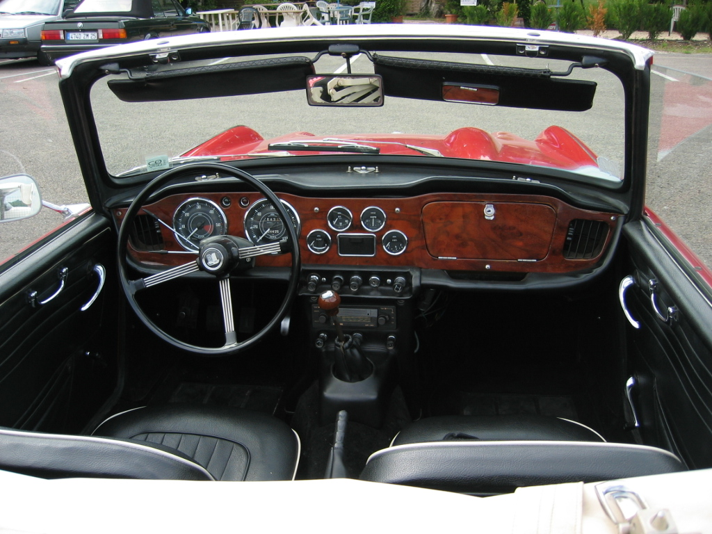 Triumph tr4a photo - 2