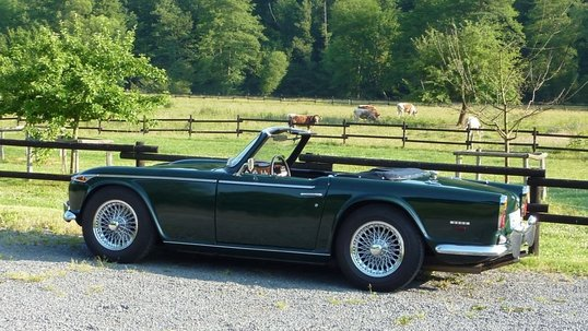 Triumph tr5 photo - 4