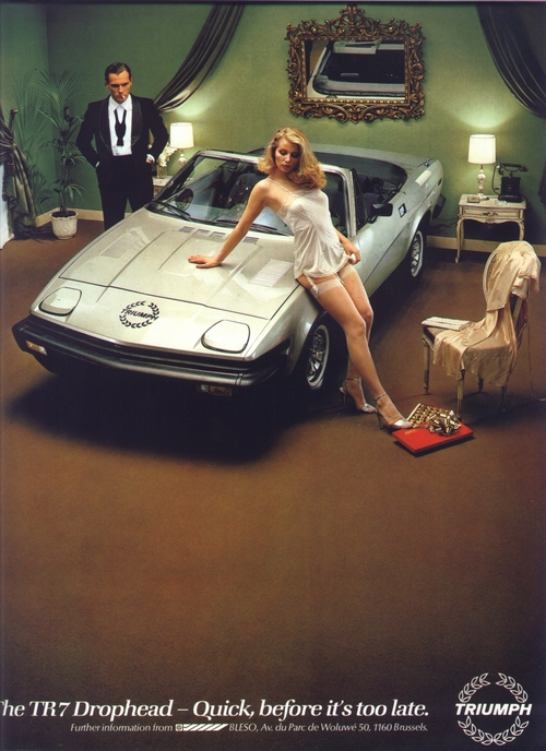 Triumph tr7 photo - 1