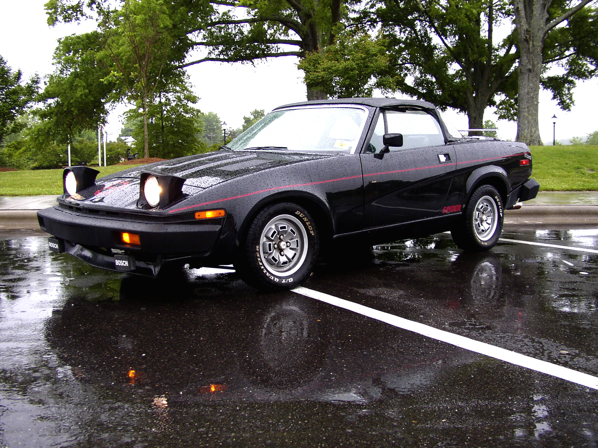 Triumph tr7 photo - 3