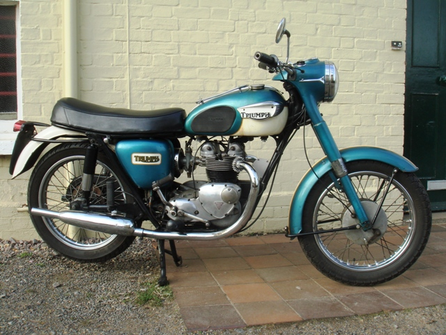 Triumph twenty-one photo - 1