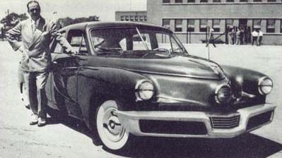 Tucker torpedo photo - 1
