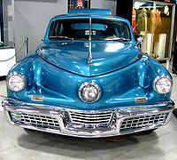 Tucker torpedo photo - 4
