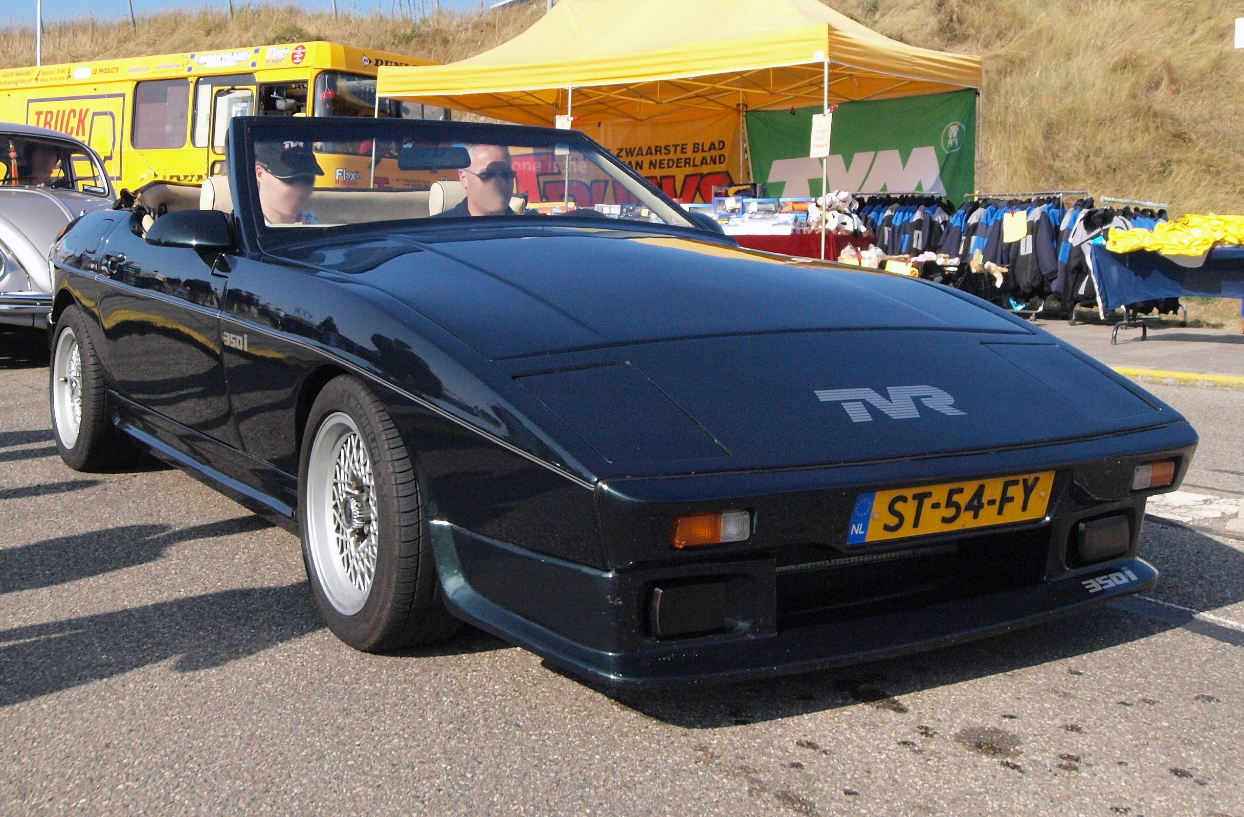 Tvr 350i photo - 3