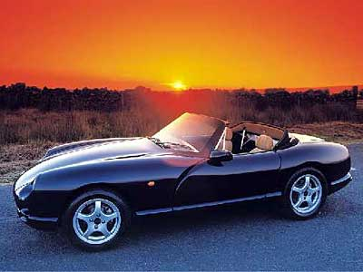 Tvr chimera photo - 1