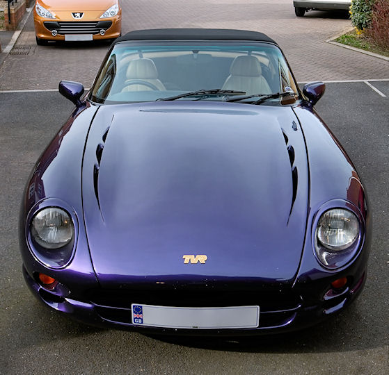 Tvr chimera photo - 2
