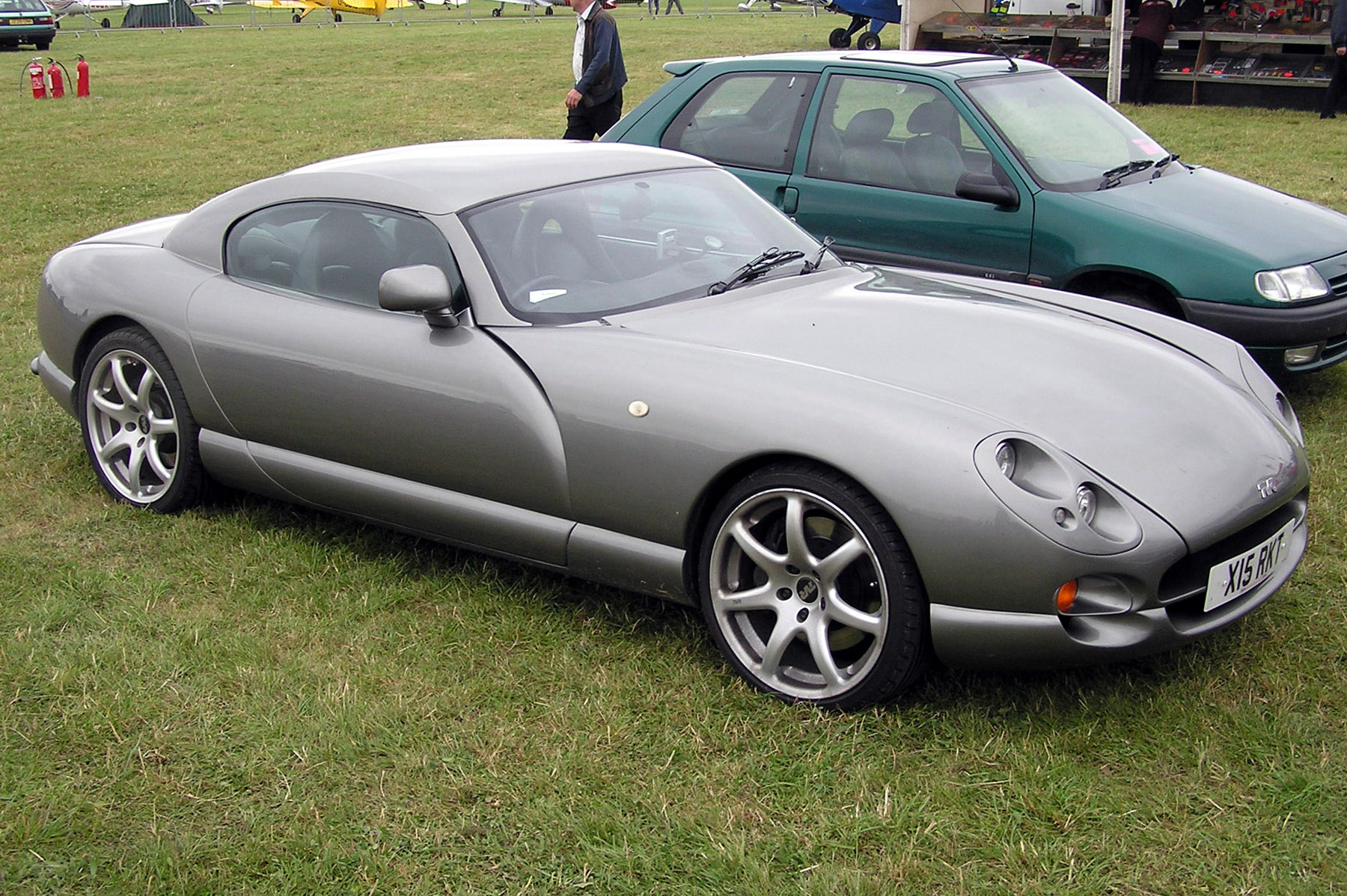 Tvr convertible photo - 2