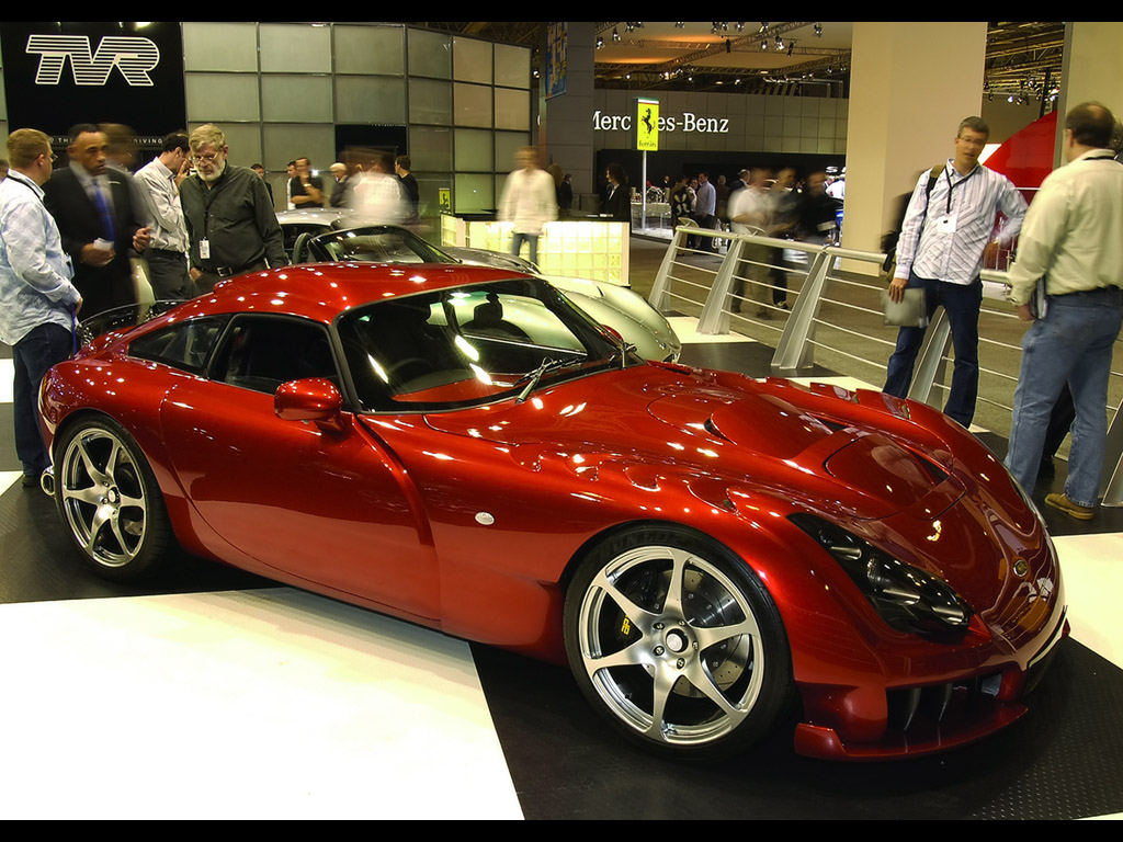 Tvr m photo - 3