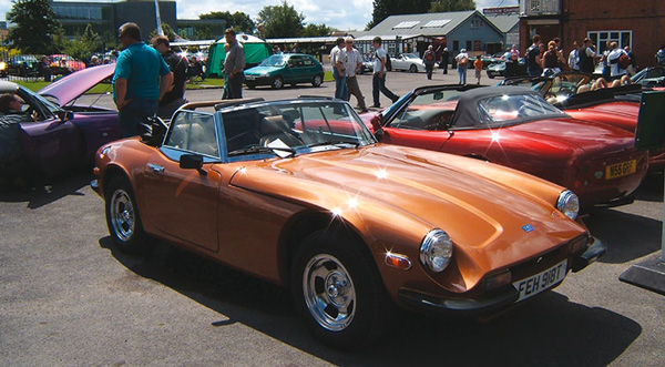 Tvr m-series photo - 1