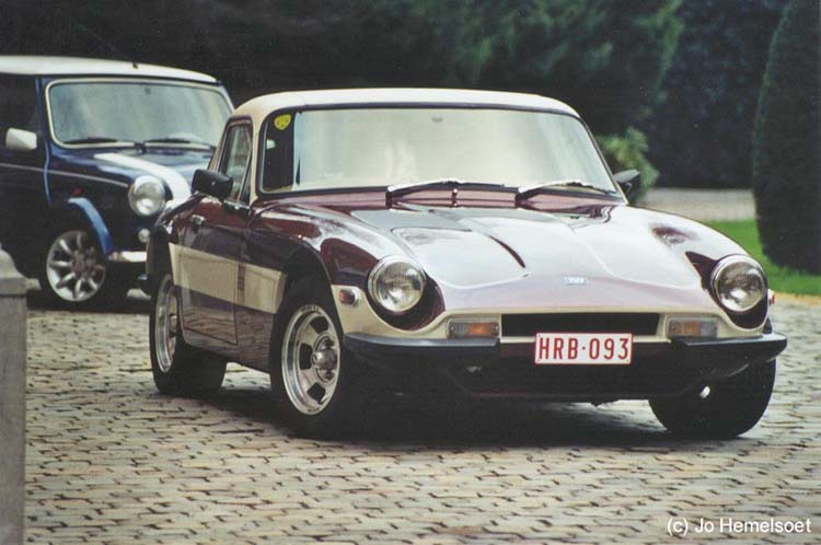 Tvr m-series photo - 3