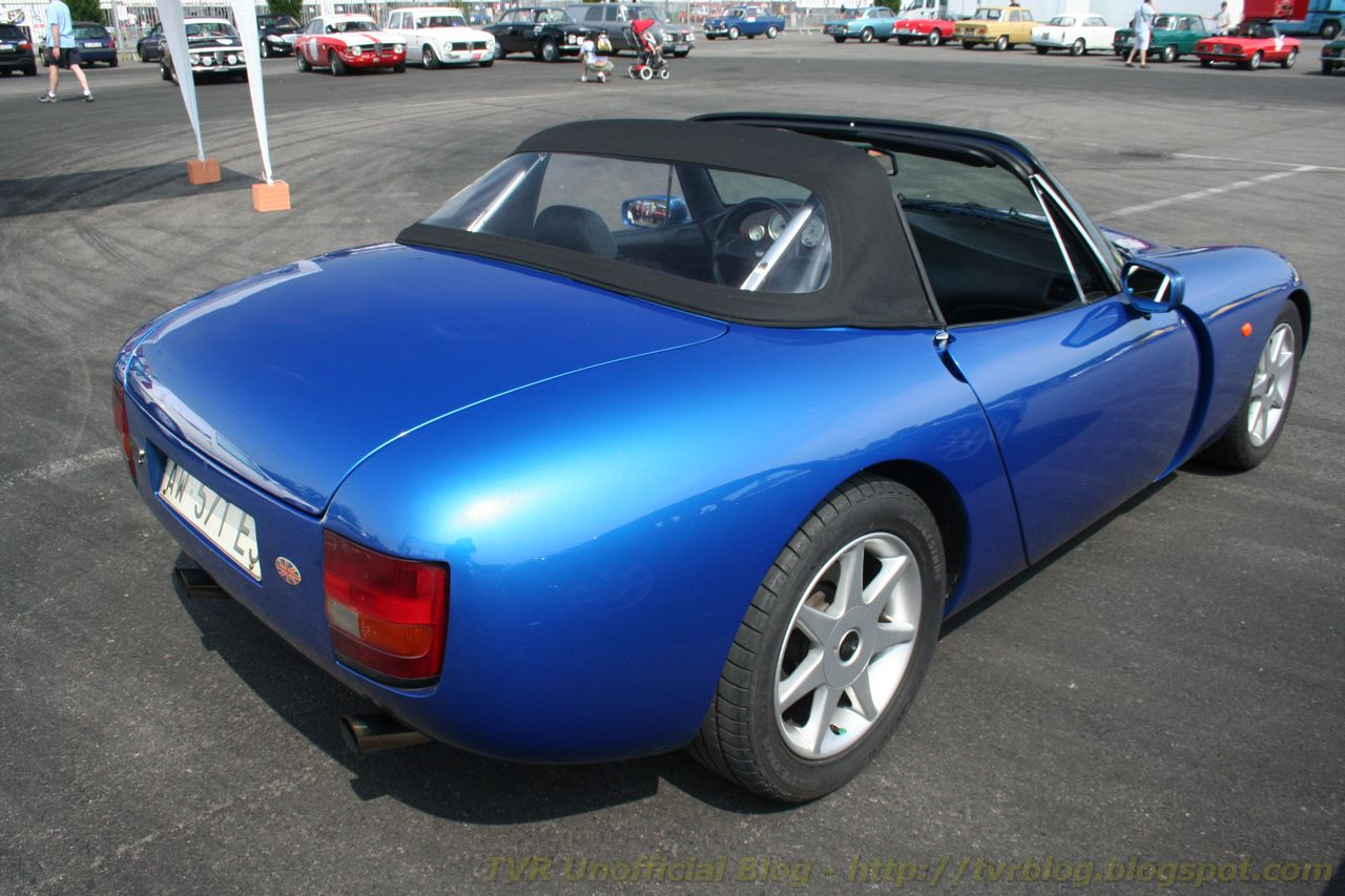 Tvr s photo - 2