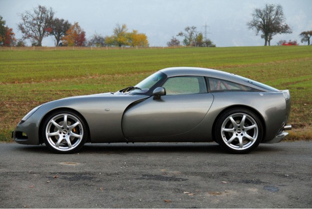 Tvr speed photo - 3