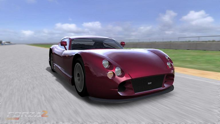 Tvr speed photo - 4