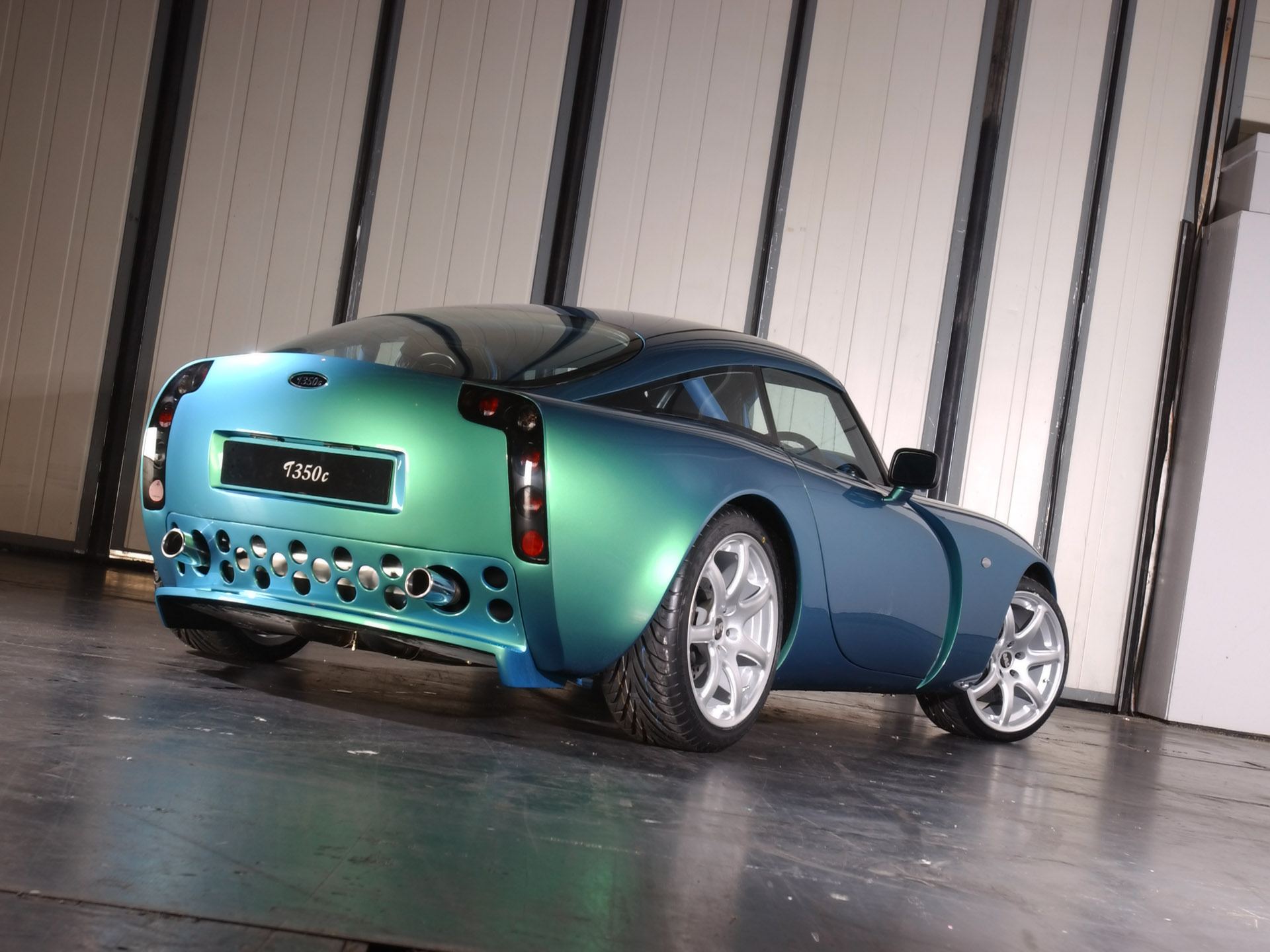 Tvr t350t photo - 1