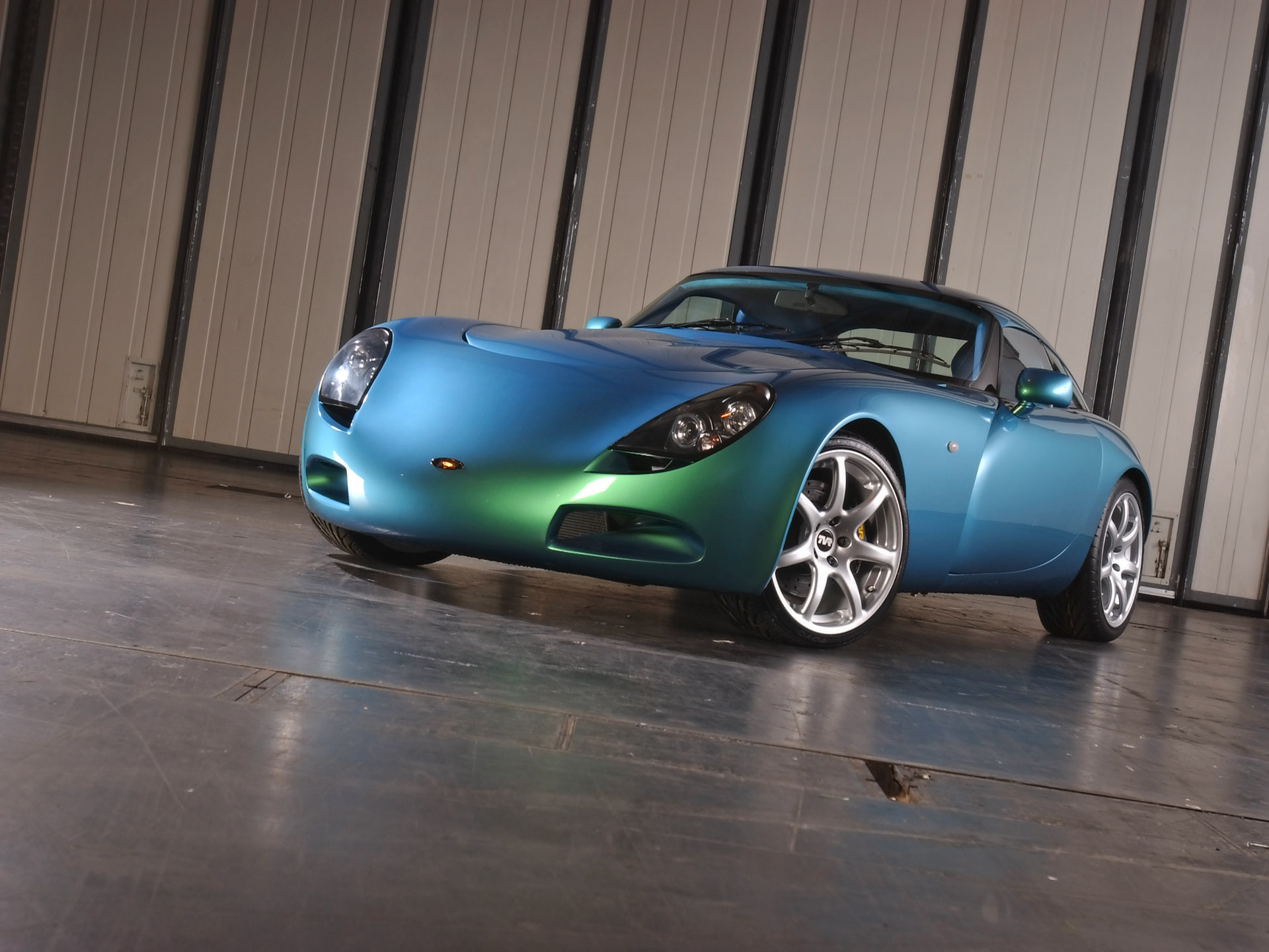 Tvr t350t photo - 2