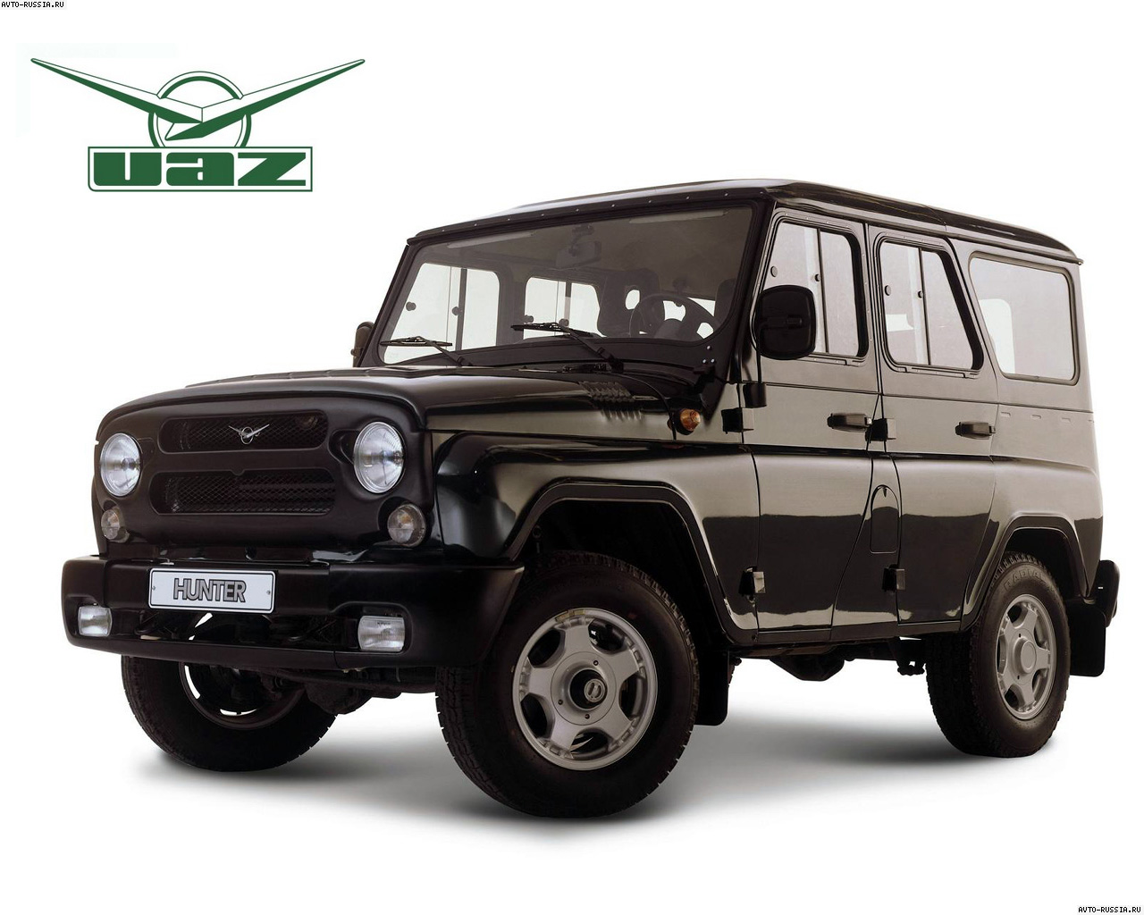 Uaz hunter photo - 1