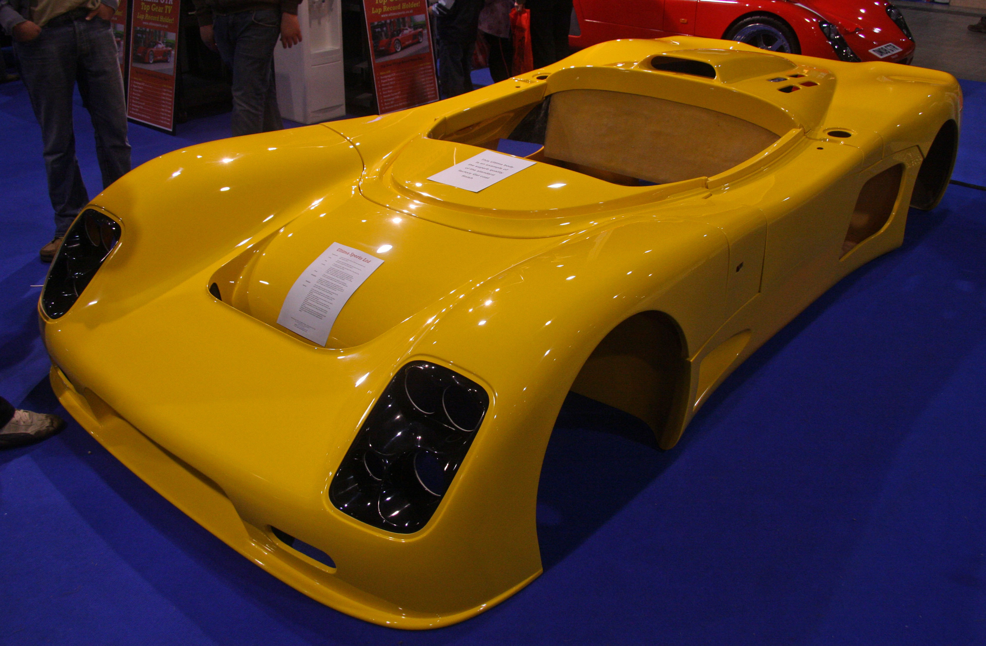 Ultima can-am photo - 1