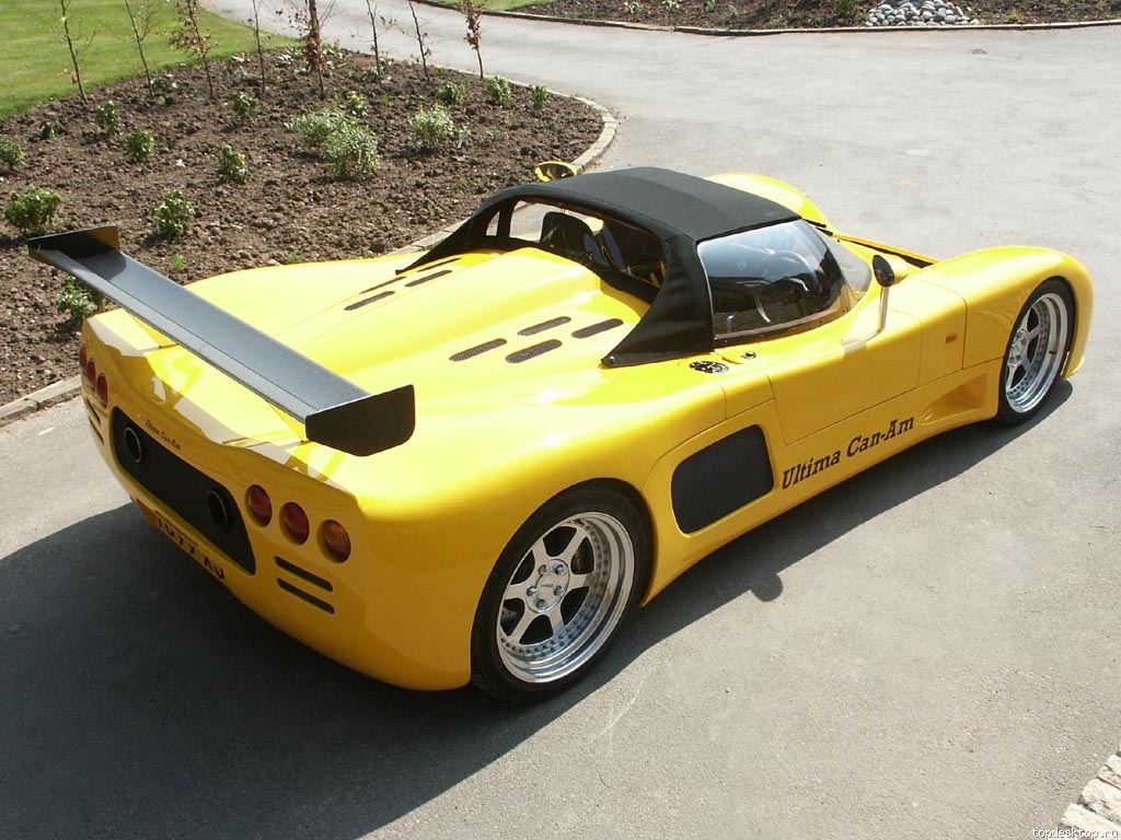 Ultima can-am photo - 4