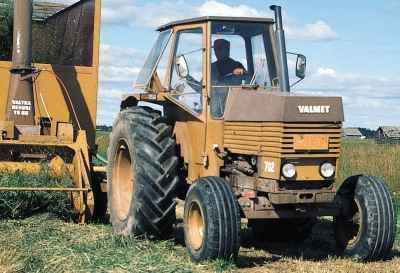 Valmet 502 photo - 3