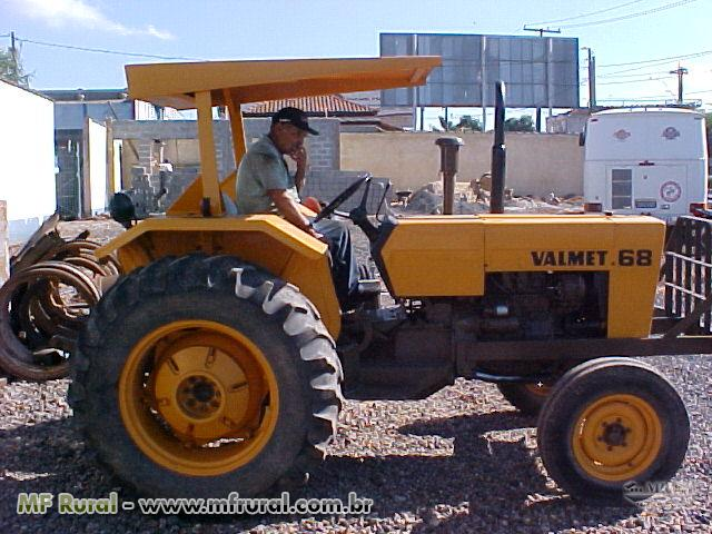 Valmet 68 photo - 1