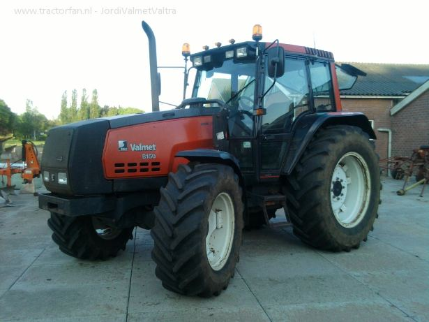 Valmet 8150 photo - 1