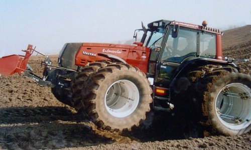 Valmet 8150 photo - 2