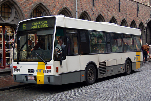 Van hool a308 photo - 3