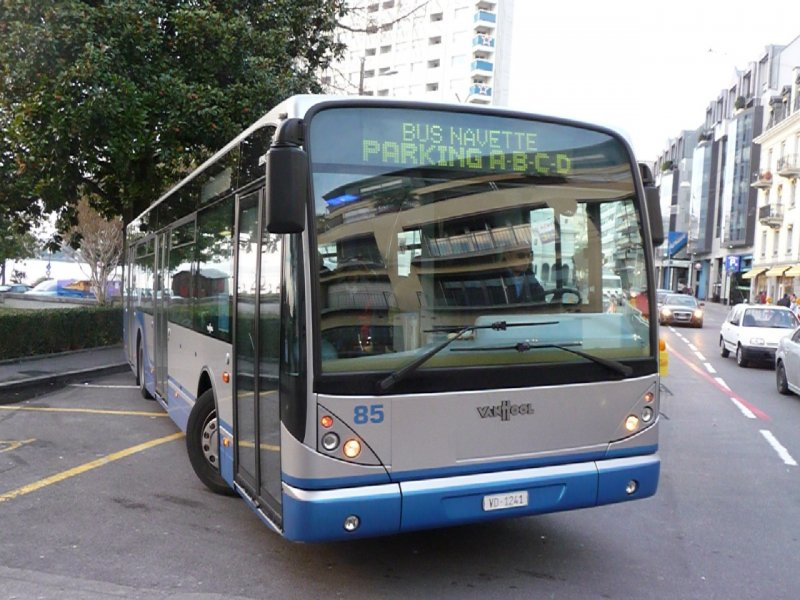 Van hool a308 photo - 4