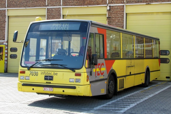 Van hool a500 photo - 4