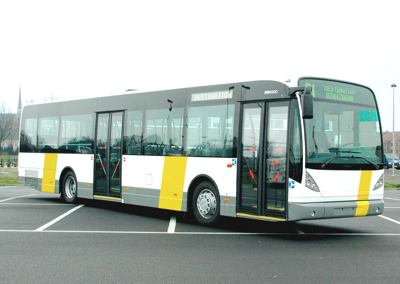 Van hool a600 photo - 1