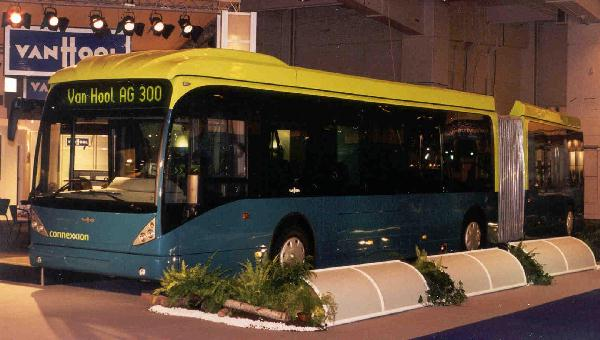 Van hool ag300 photo - 2