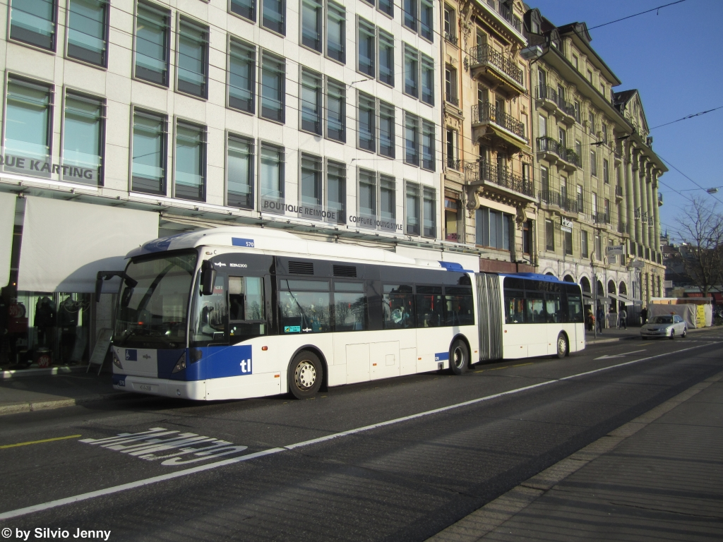 Van hool ag300 photo - 4