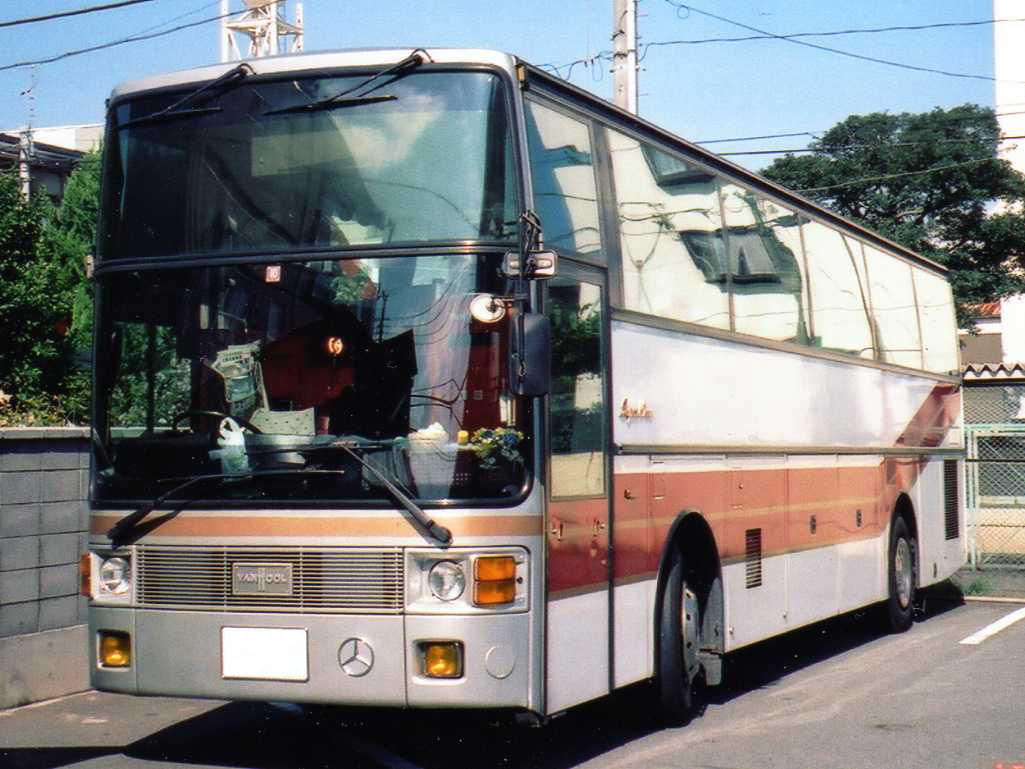 Van hool t815 photo - 1