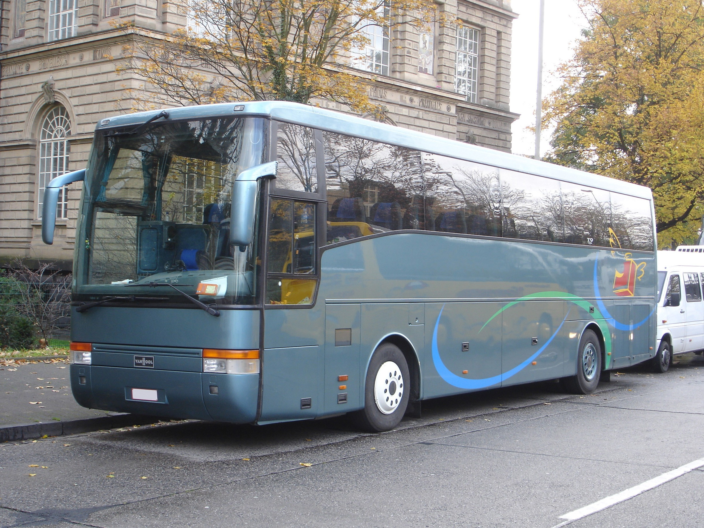 Van hool t915 photo - 1